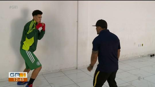Campeão brasileiro juvenil de boxe descobriu o esporte através de projeto social em Petrolina, PE