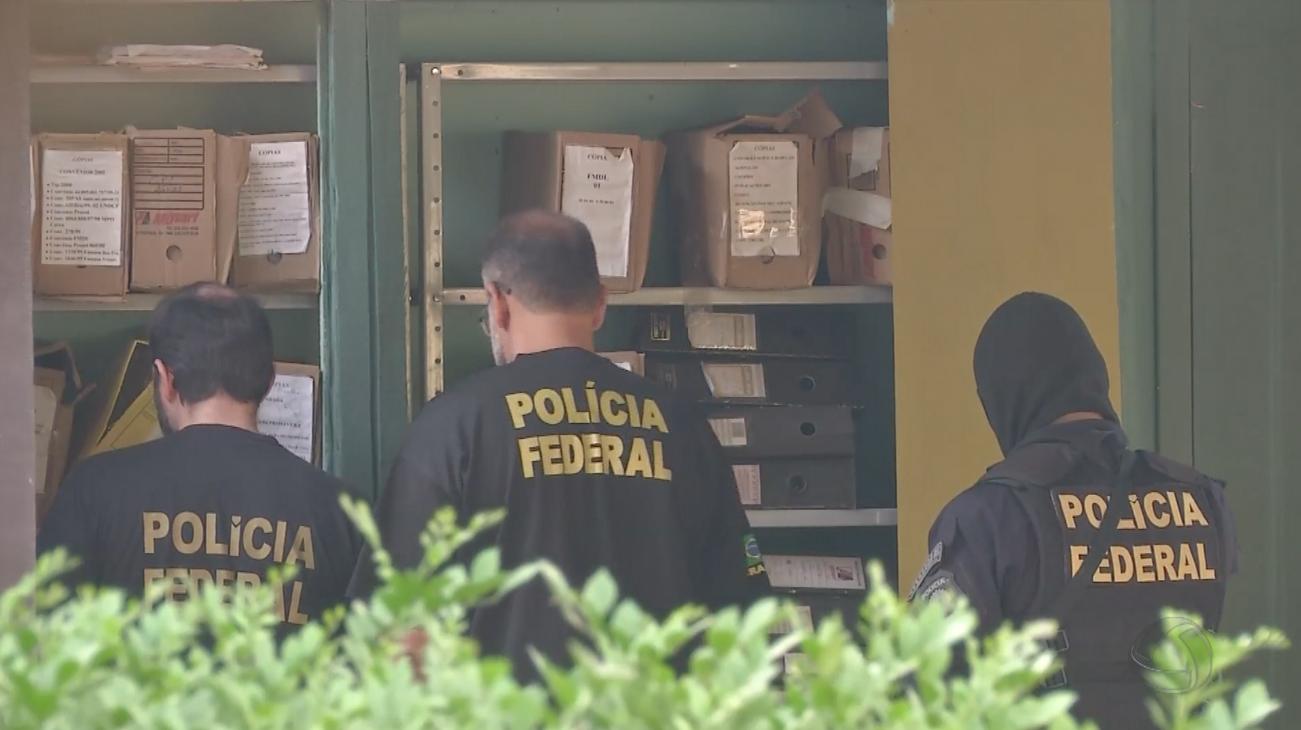 PF faz buscas em casas de políticos e órgãos públicos em MT, DF e SP após delação de ex-governador