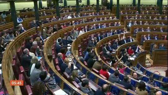 Orçamento para 2019 é rejeitado pela maioria do parlamento na Espanha