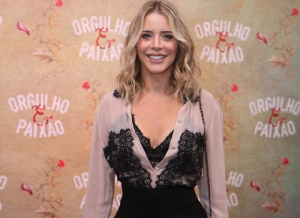 Christine Fernandes (Foto: Daniel Pinheiro/AgNews)