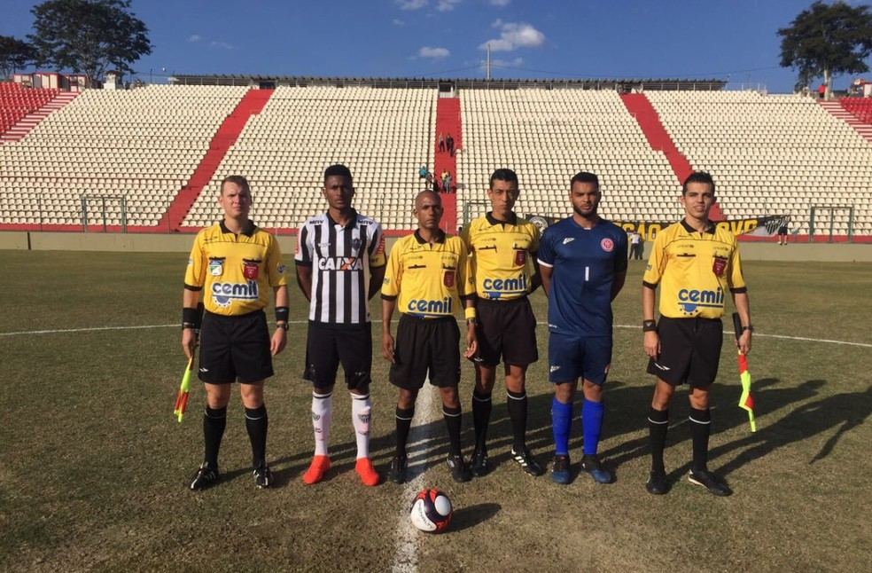 Atlético-MG B empata mais uma na segunda divisão do Mineiro (Foto: Divulgação/FMF)