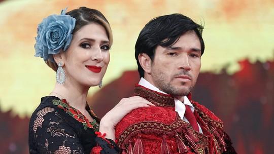 Dani Calabresa vibra com primeiro lugar no 'Dança' e manda recado: 'Todo mundo pode dançar'