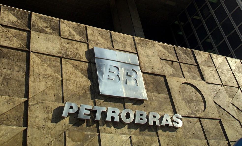 Fachada da sede da Petrobras no Rio de Janeiro — Foto: Agência Petrobras / Stéferson Faria
