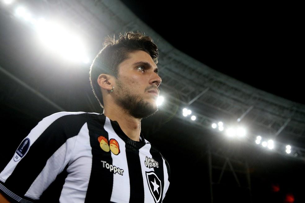 Igor Rabello, do Botafogo — Foto: Vitor Silva/SSPress/Botafogo