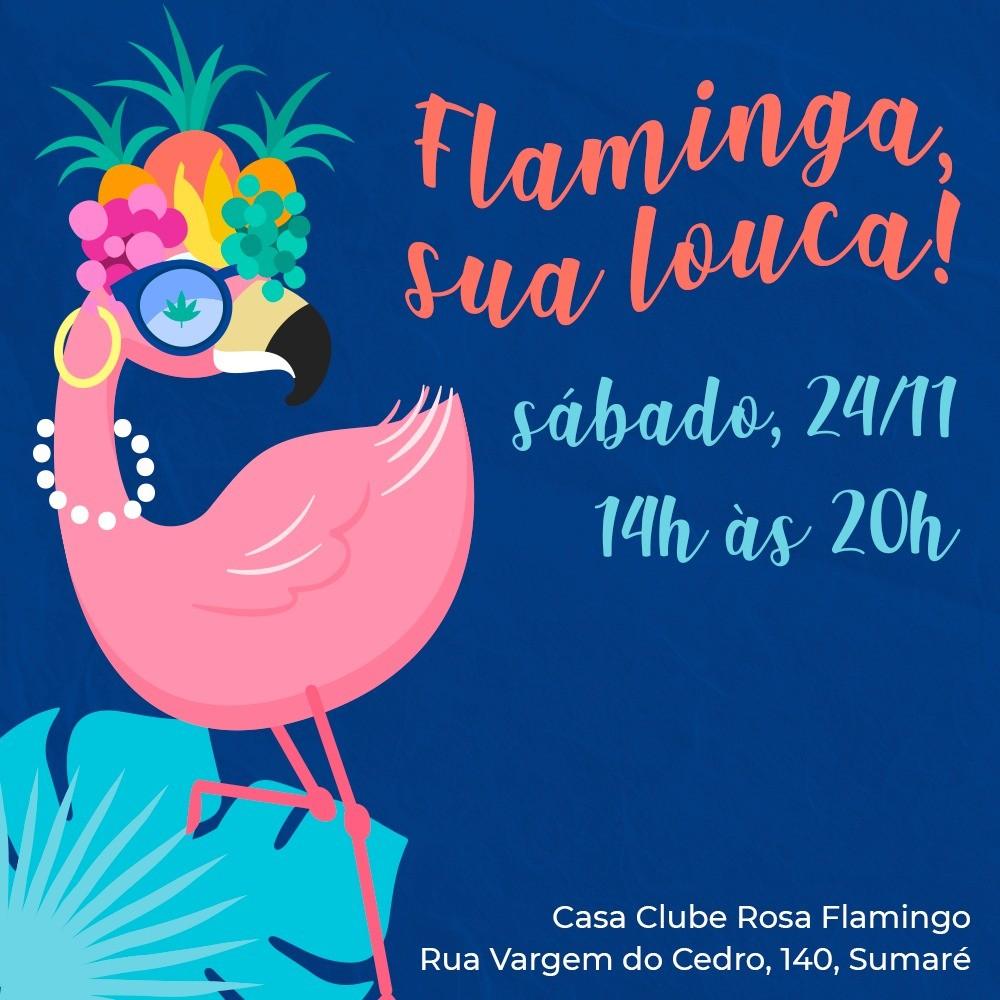 Bazar Flaminga Sua Louca (Foto: Divulgação)