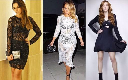 95e2858d1 Moda outwear  inspire-se nas famosas e aprenda como usar a lingerie para compor  seu look - Revista Marie Claire