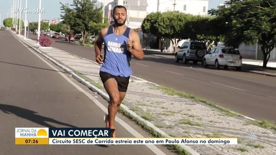 Paulo Afonso recebe mais uma etapa do Circuito Sesc de Caminhada e Corrida