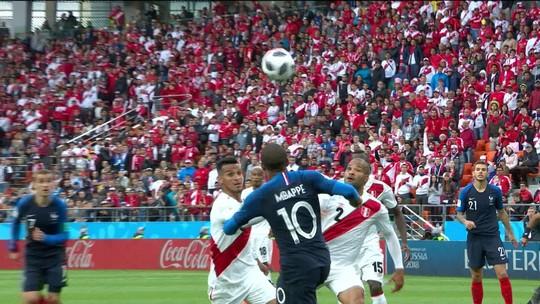 Abatido, Guerrero busca forças como capitão: ''Resta fechar bem o Mundial''