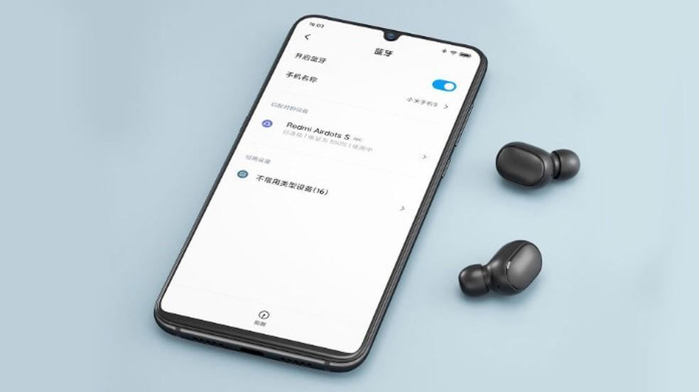 Conexão binaural promete eliminar problemas de sincronização dos fones — Foto: Divulgação/Xiaomi