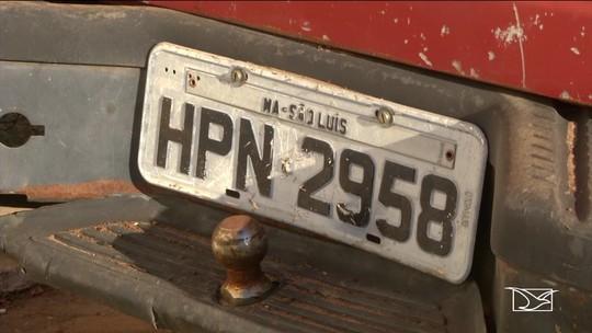 Carro roubado há três anos é recuperada no interior do Maranhão