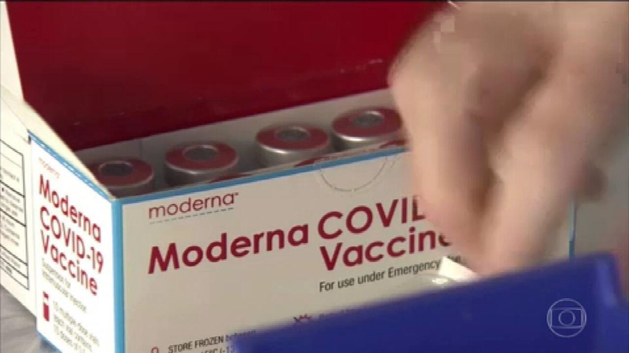 Agência Europeia de Medicamentos se reúne pra aprovar vacina da Moderna