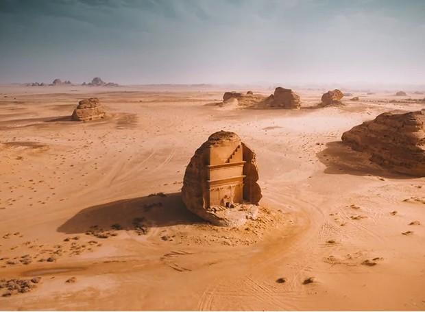 Concurso internacional de fotografia com drone (Foto: Gabriel Scanu/Reprodução)