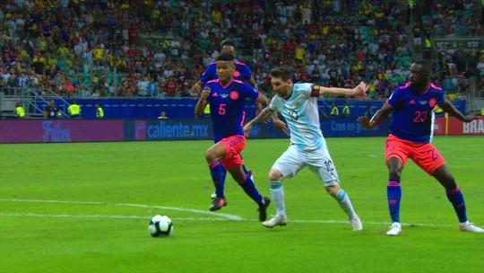 Gramado da Fonte Nova é criticado por técnicos de Argentina e Colômbia