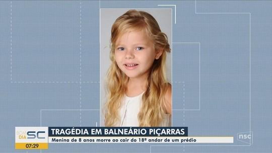 Menina de 8 anos morre ao cair do 18° andar de prédio em obras