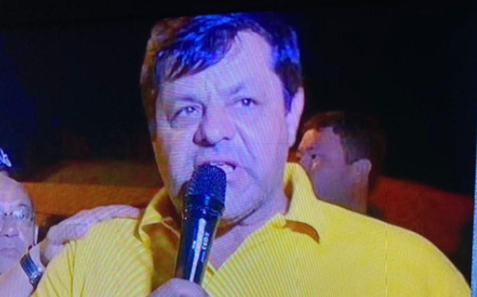 Adilson Galindo (PT) — Foto: Reprodução/TV Sergipe