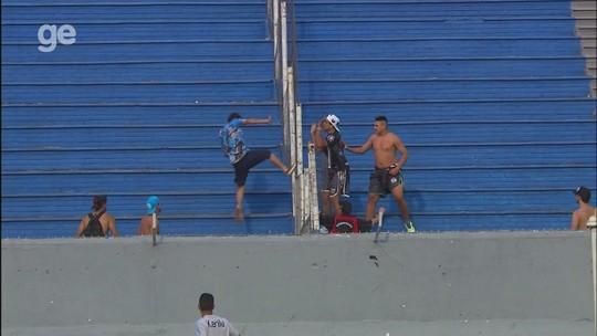 Londrina e Ceará são absolvidos no STJD por confusão entre torcedores