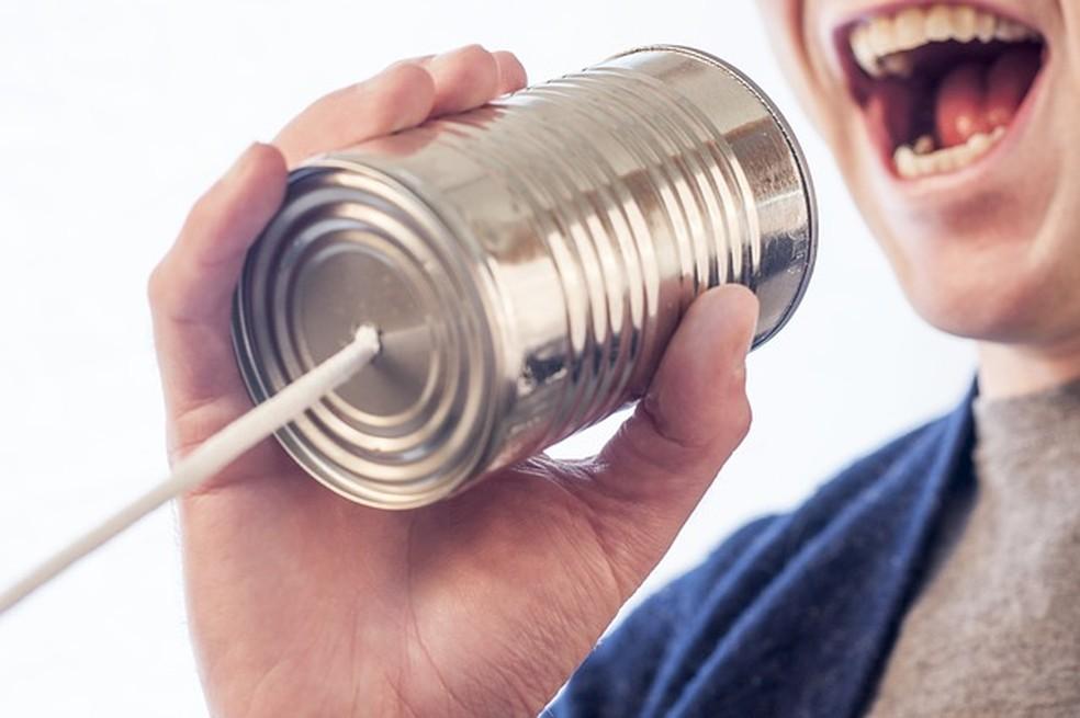 Quem foi o primeiro humano a usar linguagem verbal? — Foto: Ryan McGuire/Pixabay