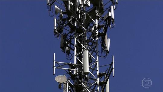 Com distribuição desigual, bairros nobres têm mais antenas de telefonia