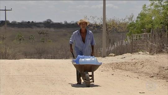 Seca deixa 2 em cada 3 cidades do Ceará em estado de emergência