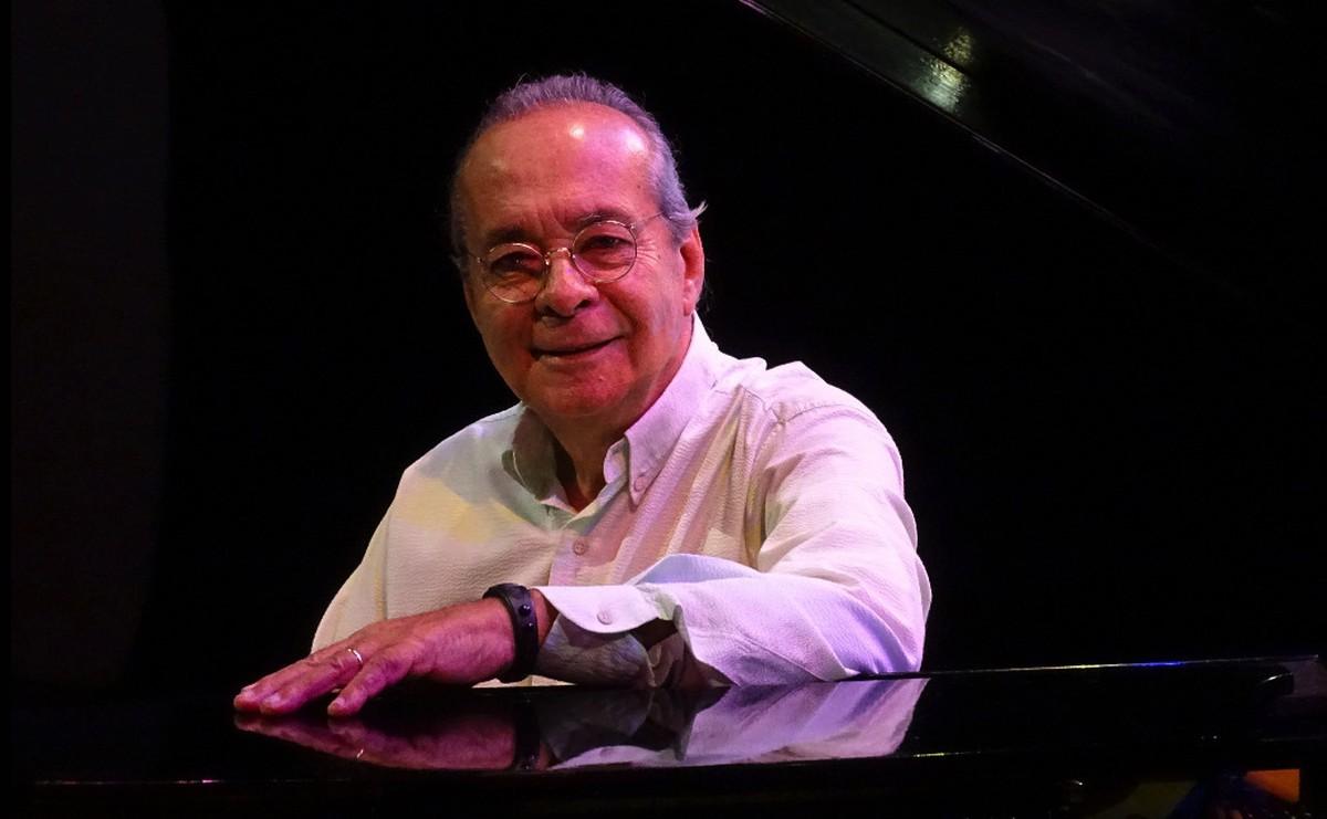 Pianista Gilson Peranzzetta abre 'Sorriso de luz', disco feito em casa em apenas uma sessão de gravação | Blog do Mauro Ferreira