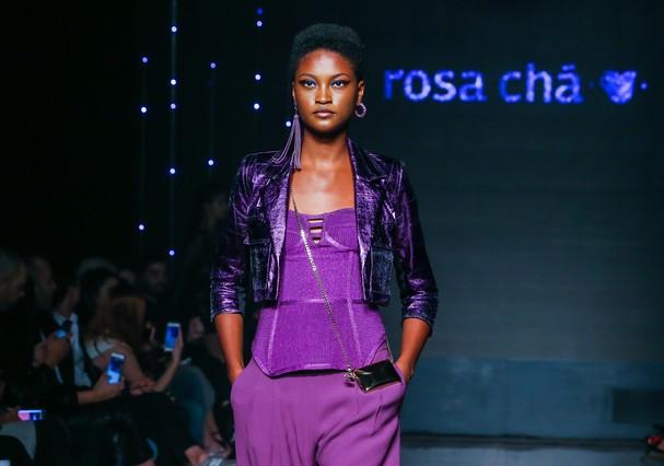 Rosa Chá (Foto: Divulgação)