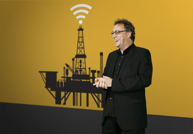 Futurista Gerd Leonhard vê dados como o petróleo do futuro (Foto: Divulgação)