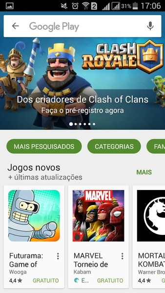 Google Play Store | Download | TechTudo