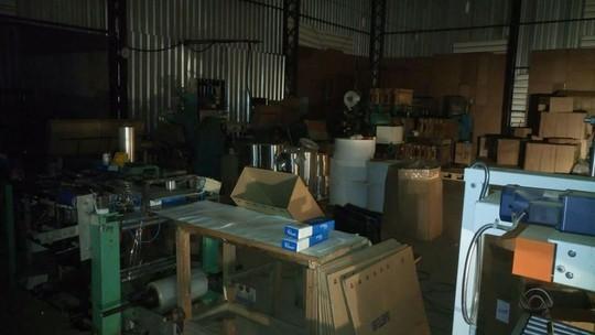 Fábrica de cigarros clandestina é descoberta pela Polícia em Cachoeira do Sul