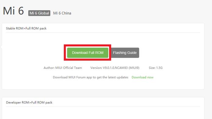 Como instalar a interface MIUI 9 no celular da Xiaomi
