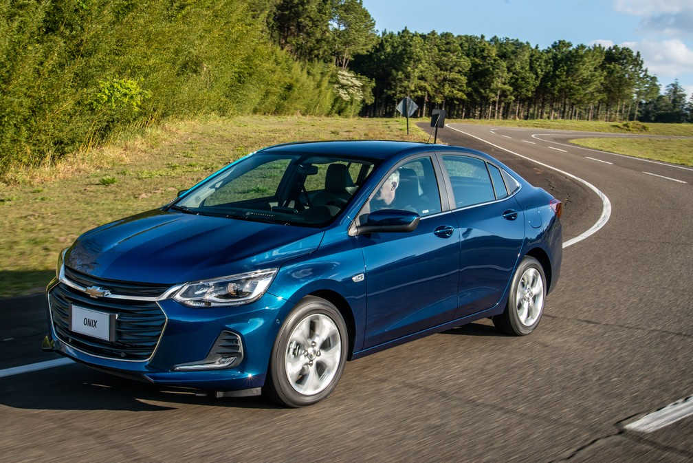 Chevrolet Onix Plus 2020, o 'novo Prisma' — Foto: Chevrolet/Divulgação