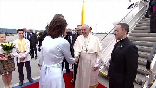 Papa visita a Romênia para reforçar o diálogo com os ortodoxos