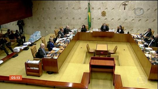 STF decide que casos de caixa 2 ligados a outros crimes serão enviados à Justiça Eleitoral