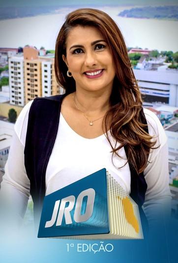 Jornal de Rondônia 1a Edição