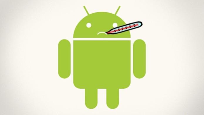 Android é o sistema operacional móvel mais atacado por vírus (Foto: Reprodução) (Foto: Android é o sistema operacional móvel mais atacado por vírus (Foto: Reprodução))