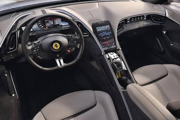 Ferrari Roma (Foto: Divulgação)