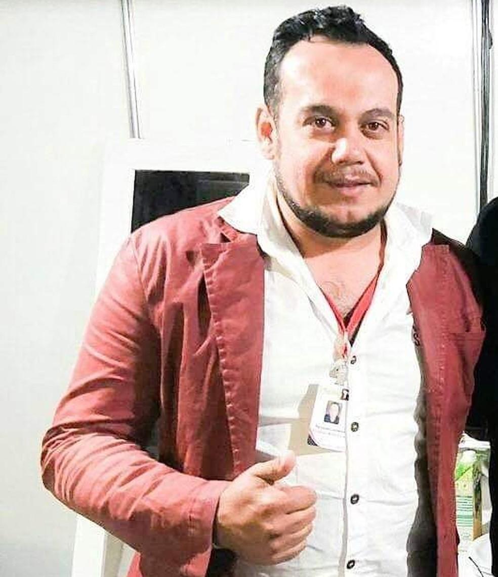 Luís foi preso pela Polícia Civil por ser considerado foragido — Foto: Arquivo pessoal
