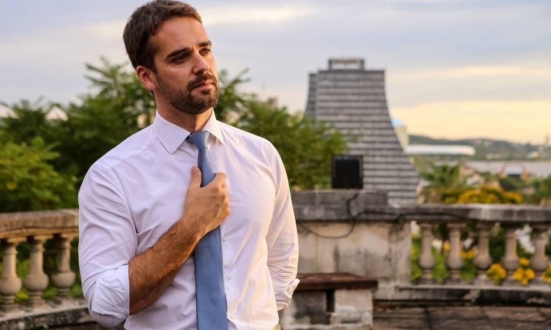 Eduardo Leite, governador do Rio Grande do Sul,