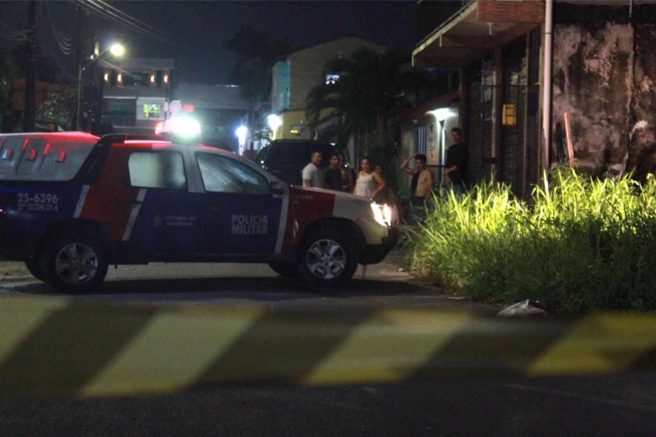 Torneiro mecânico morre após ser baleado em assalto na Zona Norte de Manaus - Noticias