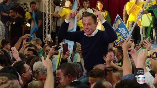 São Paulo teve uma das disputas eleitorais mais acirradas do país
