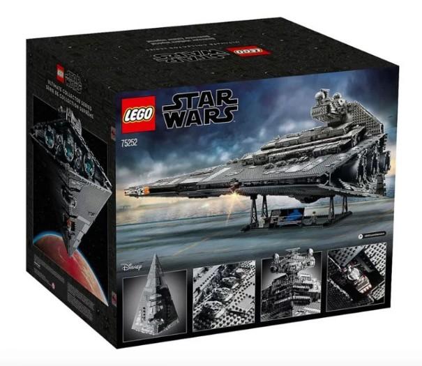 LEGO lança réplica de Star Wars com quase 4800 peças (Foto: Divulgação)