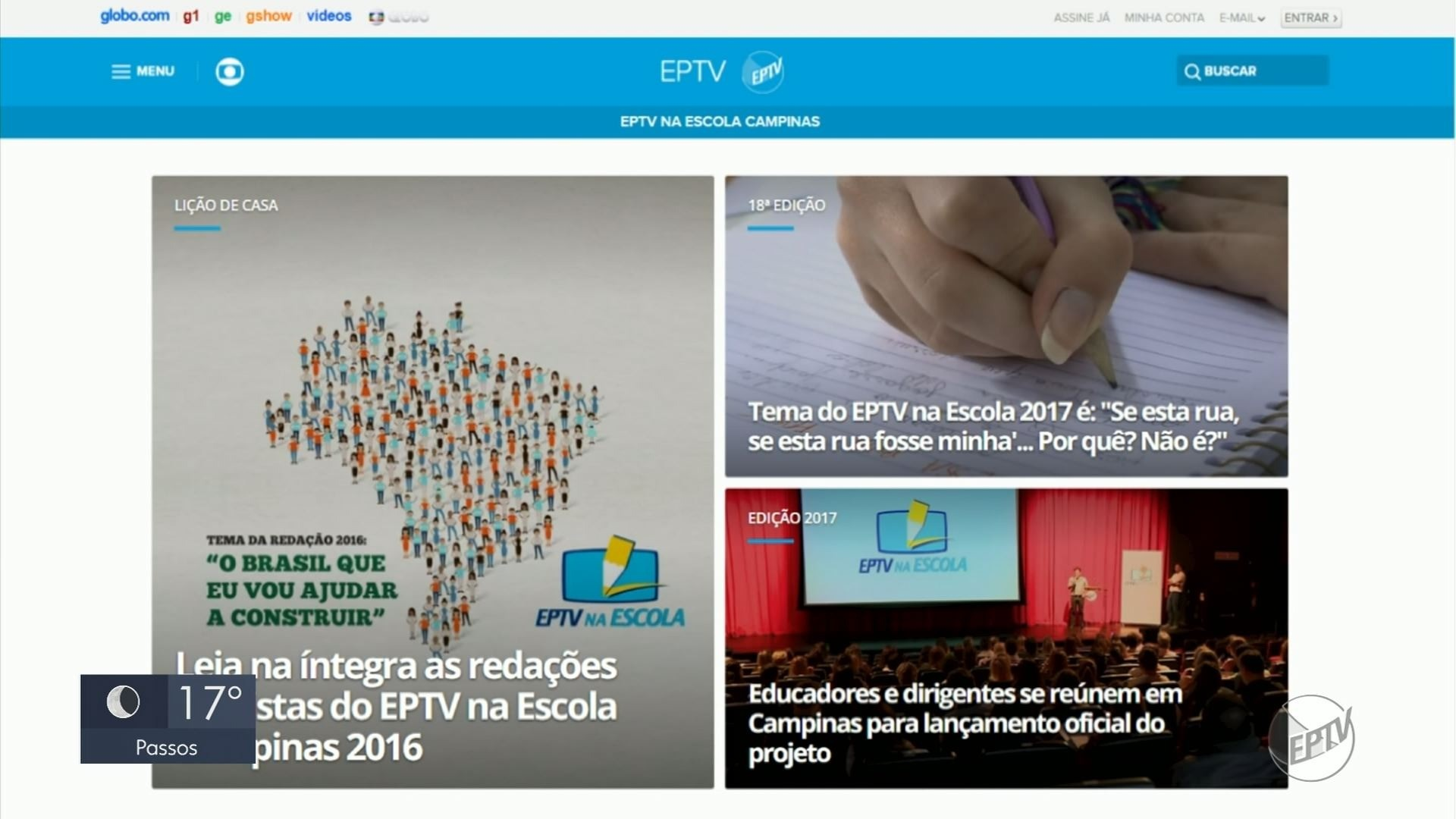 VÍDEOS: EPTV 2 Sul de Minas de quarta-feira, 5 de agosto
