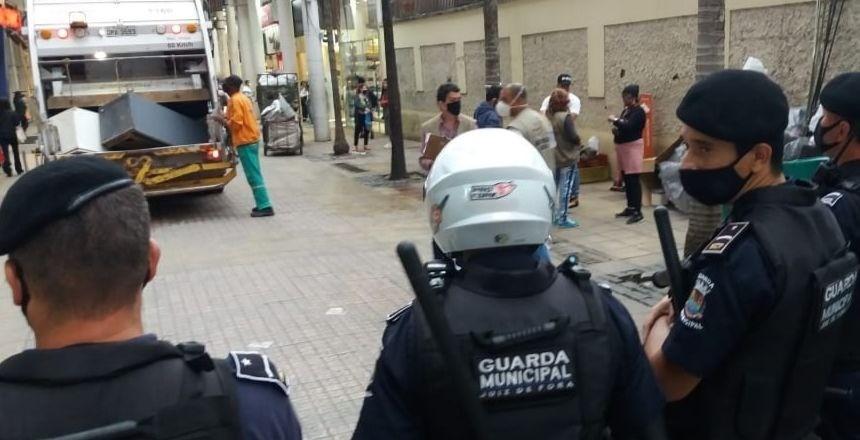 Morador em situação de rua é agredido em Juiz de Fora