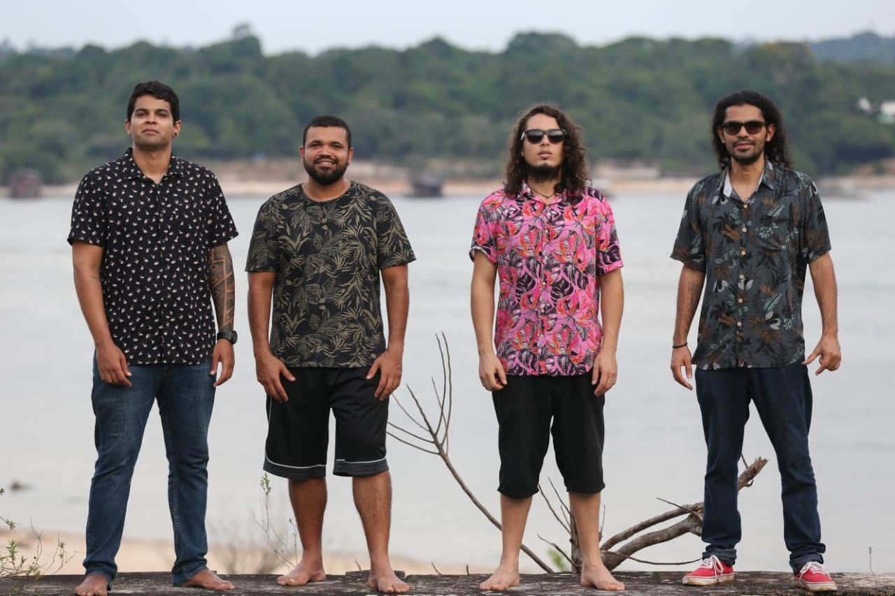 De Manaus para Porto Velho: Alaídenegão faz duas apresentações em festival 'Mundo Novo' - Notícias - Plantão Diário