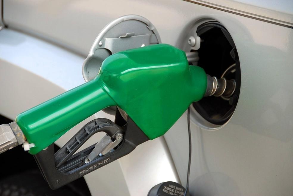 -  Gasolina mais barata em Uberaba é encontrada em posto de combustíveis na zona rural  Foto: Divulgação