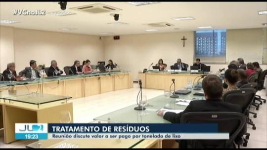 Prefeituras de Belém e Ananindeua vão pagar R$90 por tonelada de lixo levado para aterro de Marituba, após acordo