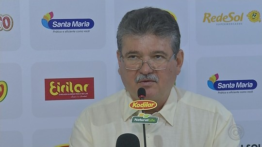 Pensando em 2019, Mirassol deve manter o técnico Moisés Egert
