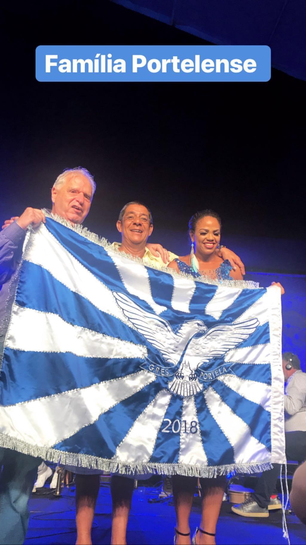 Zeca Pagodinho celebra seus 60 anos (Foto: Reprodução/Instagram)