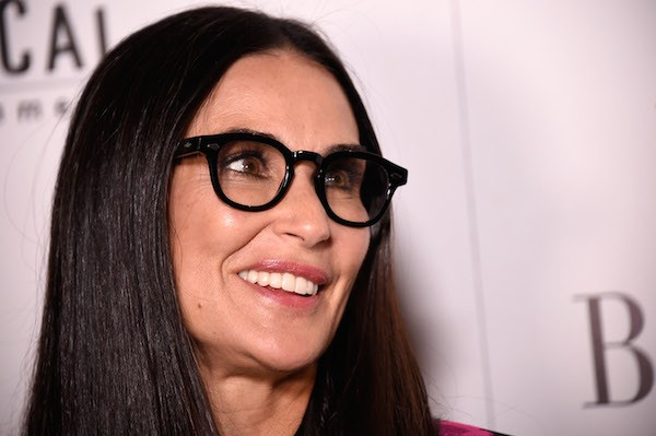 A atriz Demi Moore (Foto: Getty Images)