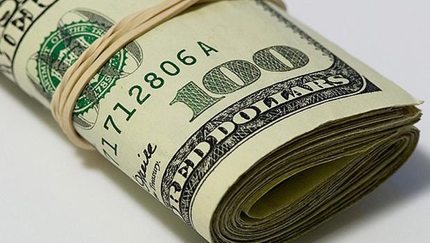 Economia dos EUA Dólar (Foto: Shutterstock)