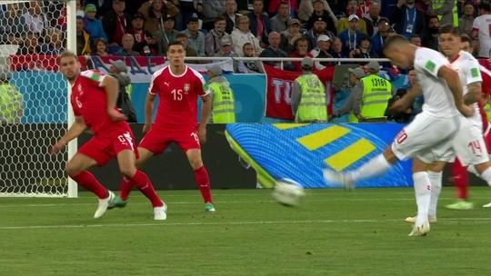 Sérvia x Suíça - Copa do Mundo 2018 - globoesporte.com